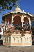 Bandstand in Tenerife, Canary Islands, Spain — Stock Photo