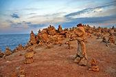Menorca, Balearen, Spanien — Stockfoto