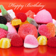 Happy birthday - Foto de Stock