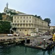 Alcatraz Island, United States — Stock Photo