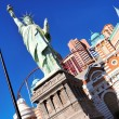 New York-New York Hotel & Casino in Las Vegas, United States — Stock Photo