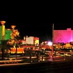 Las Vegas Strip, United States — Stock Photo #8066938