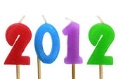 2012 new year — Foto Stock