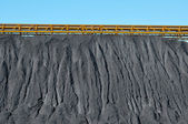 Coal industry — Stock Photo