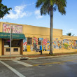 Little Havana, Miami, United States — Stockfoto