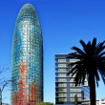 Barcelona, Hiszpania — Zdjęcie stockowe