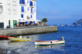 View of Cadaques, Spain — Stock Photo