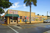 Little havana, miami, stati uniti — Foto Stock