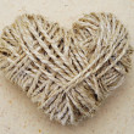 Rope heart — Stock Photo #8787064