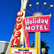 Stratosphere Hotel in Las Vegas, United States — Stock Photo