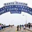 Santa Monica, United States - Stock Photo