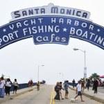 Постер, плакат: Santa Monica United States