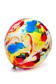 Kleurrijke ballon — Stockfoto