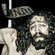 Royalty-Free Stock Photo: Jesus Christ in the Holy Cross