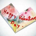 bonne fête de la Saint-Valentin — Photo