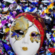 Venetian carnival mask — Stock Photo #8906156