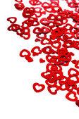 Corazones rojos — Foto de Stock