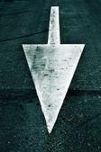 An Arrow — Stock Photo