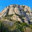 Montserrat mountain, in Spain — Stock Photo