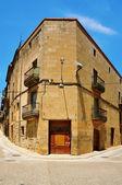 Little old spanish village — Stock Photo