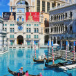 The Venetian Resort Hotel Casino in Las Vegas, United States — Foto Stock