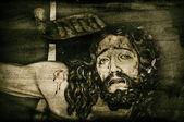 Jesus Christ background — Stock Photo