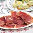 Royalty-Free Stock Photo: Spanish serrano ham