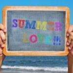 Summer love — Stock Photo #9413619