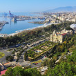 Malaga, Spain - Stock Photo