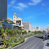 Las Vegas Strip, Vegas, United States — Stock Photo