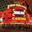 Femont Casino in Las Vegas, United States - Stock Photo