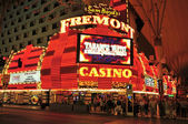 Femont Casino in Las Vegas, United States — Stock Photo