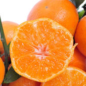 Mucchio di arance — Foto Stock