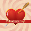 Valentines day — Stock Vector #8458133