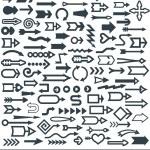 Arrows for web design — Stock Vector #9101859