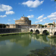 Castel Sant'Angelo, Rome — Stock Photo