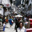 Street in Quito — Stock Photo #8102968