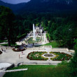 Palace Linderhof — Stock Photo #8104391