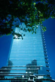 High Rise Office Building — Stockfoto