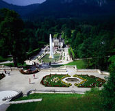 Palace Linderhof — Stock Photo