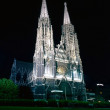 Church Votivkirche, Vienna — Stock Photo #9158729