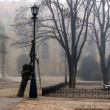 Fog in Town — Stock Photo #9158919