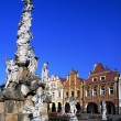 Telc, Czech Republic — Stock Photo #9159073