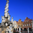 Telc, Czech Republic — Stock Photo