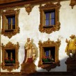 House in Bavaria — Stock Photo