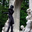 Statue of Johann Strauss, Vienna — Stock Photo