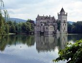 Castle Anif — Stock Photo