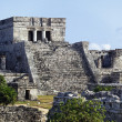 Tulum site — Stock Photo