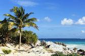 Mexican beach — Stock Photo