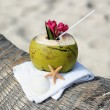 Caribbean cocktail — Foto Stock